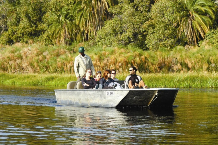 Chobe River Boat Tours