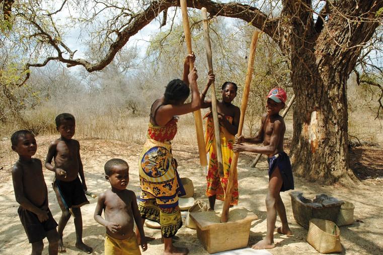Madagascar locals image
