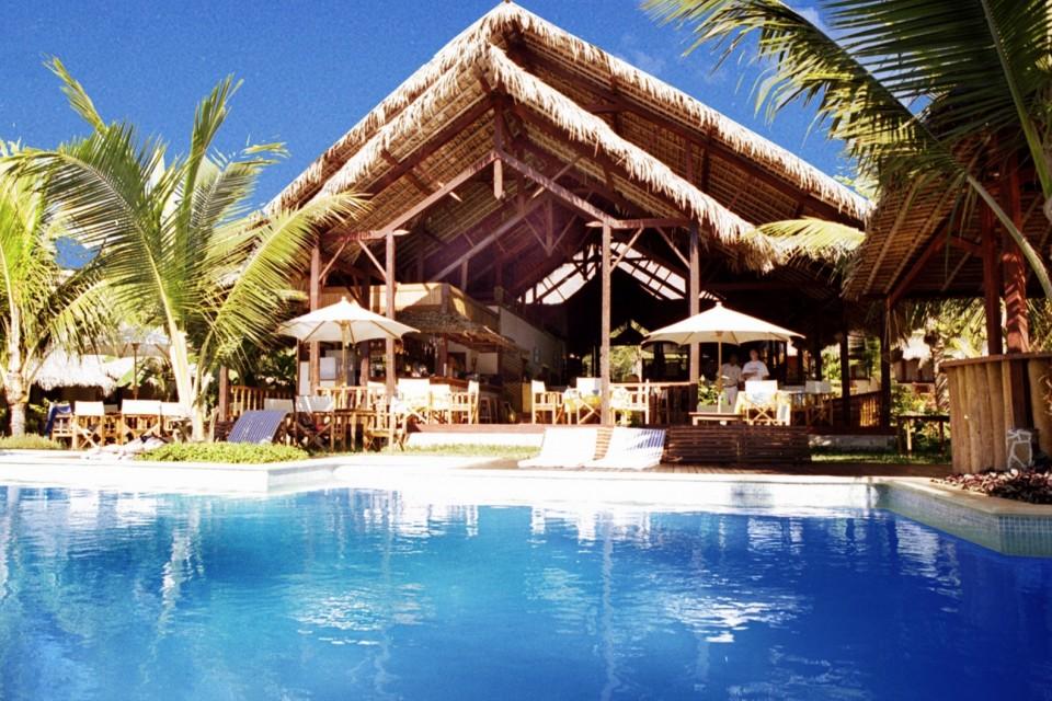 Madagascar lodge