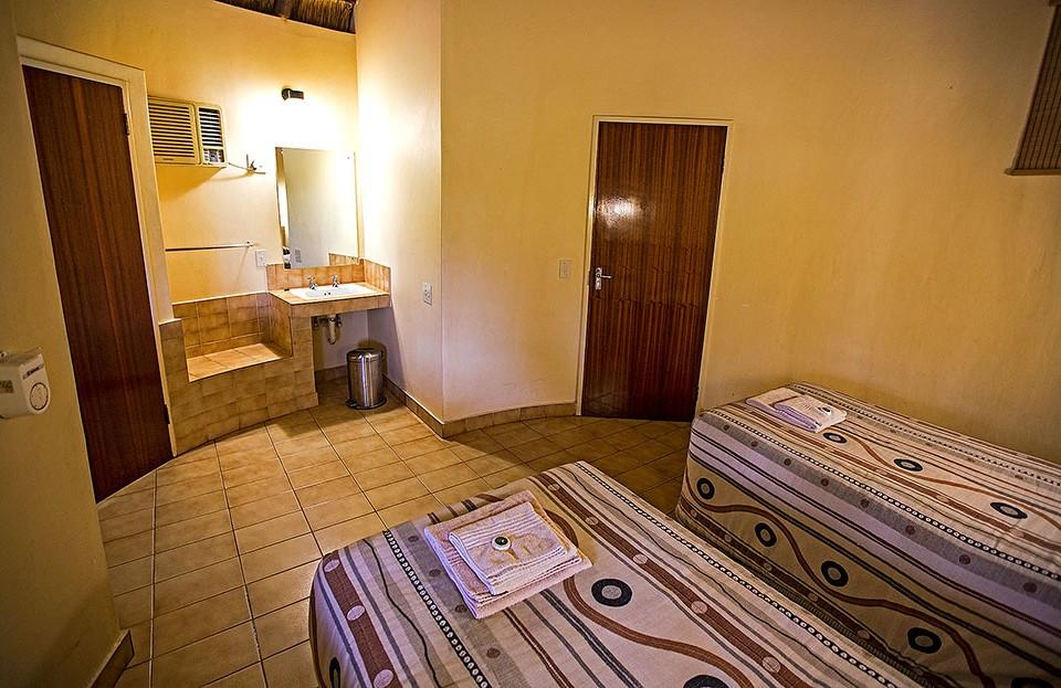 Pretoriuskop bungalow interior