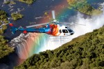 Helicopter Flight Vic Falls