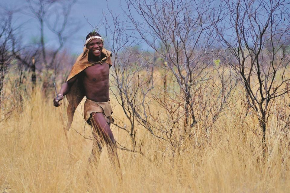 Kalahari San