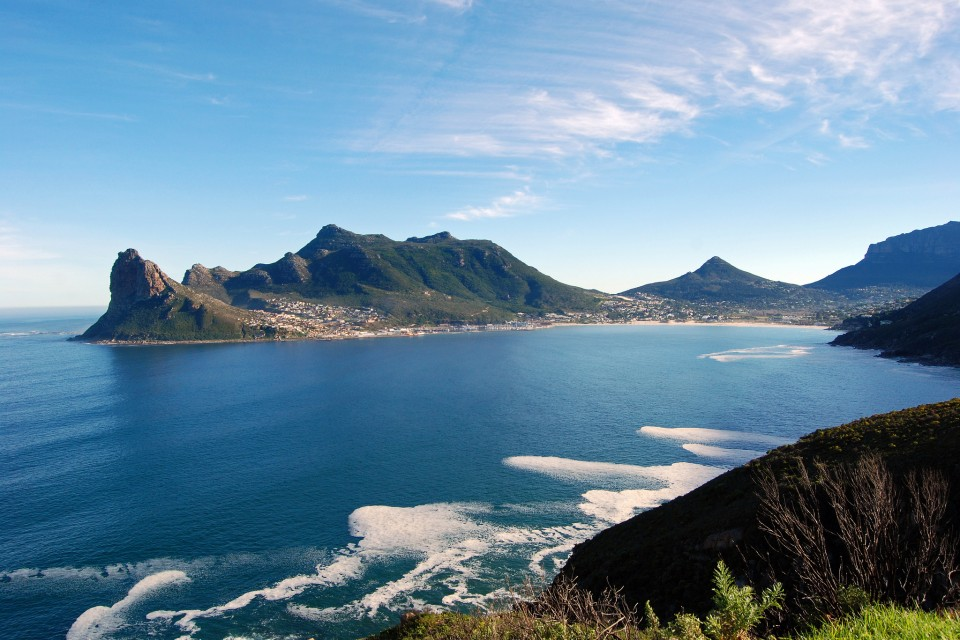 Chapman's Peak view  by Harvey Barrison