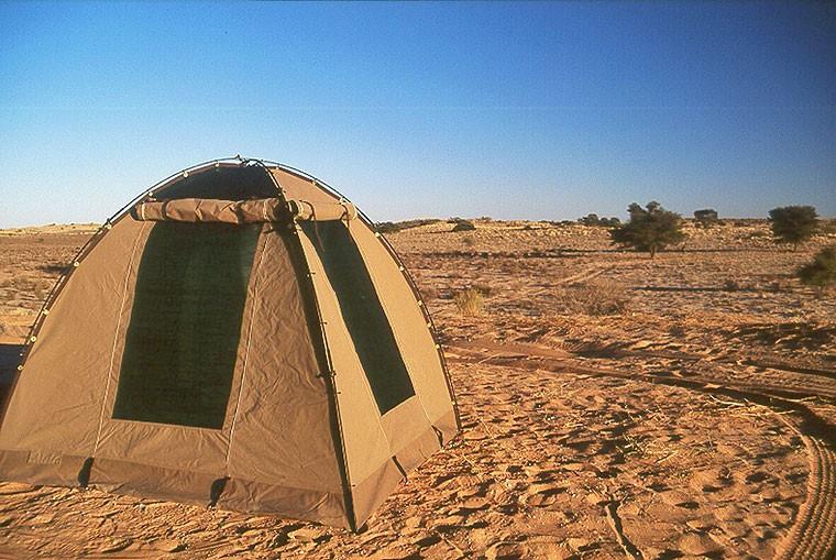 Kalahari Desert Camping