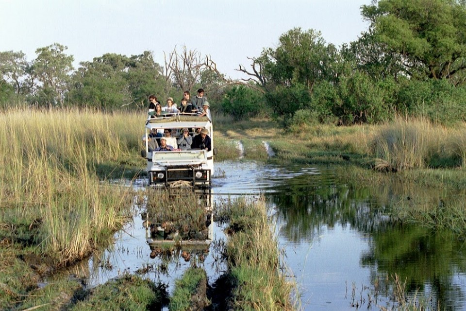 Water crossing