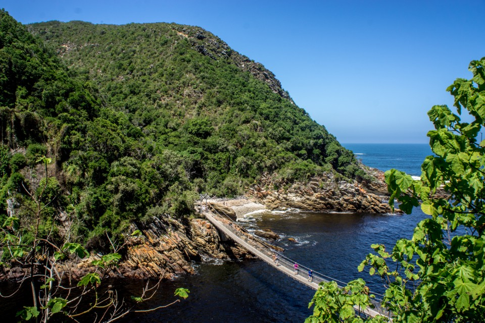 Cape Town Garden Route Accommodated Overland Package
