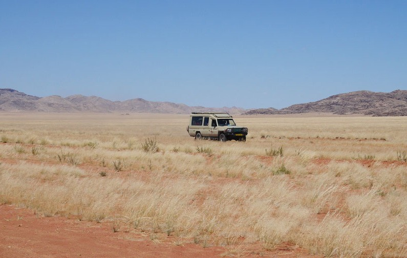 Namibia vehicle