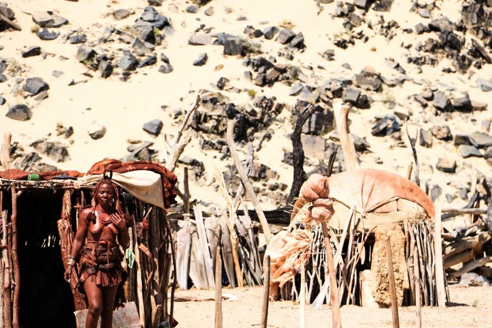 Himba experience