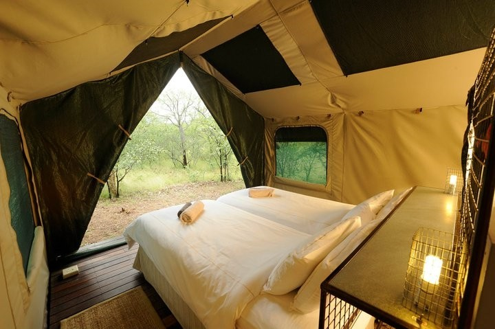 Accommodation at Etosha village