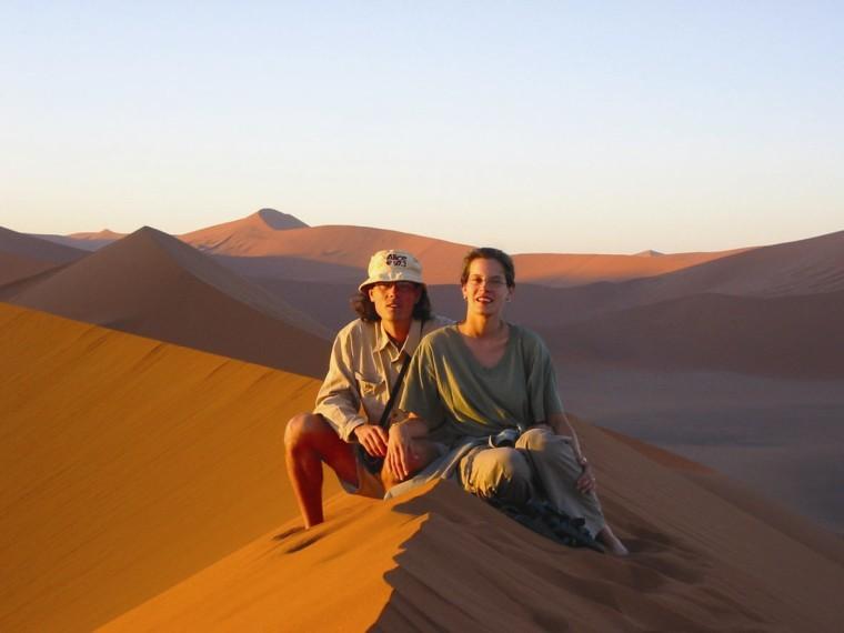 Namibia Dunes Tour