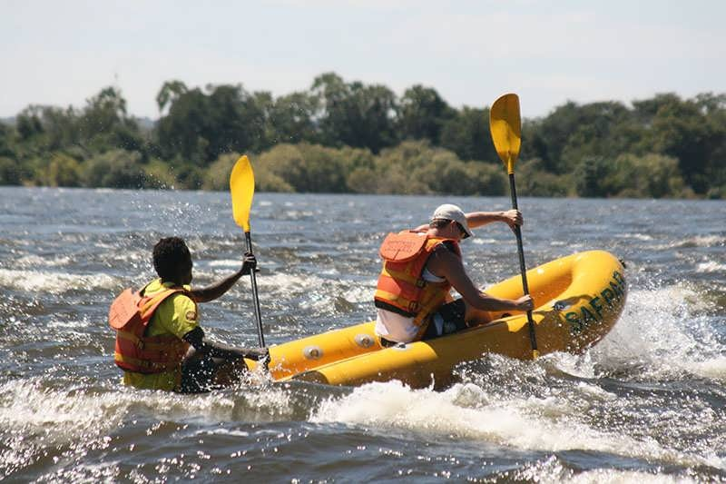 Zambezi Canoeing