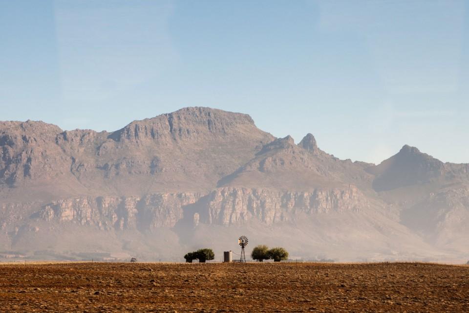Cederberg landscape