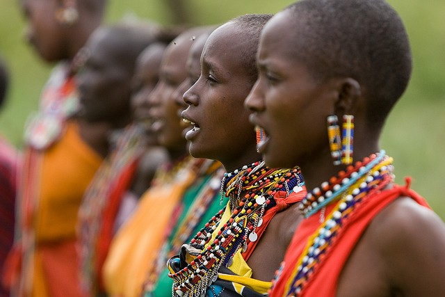 Maasai  by Marc Samsom