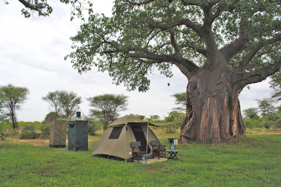 Private camp