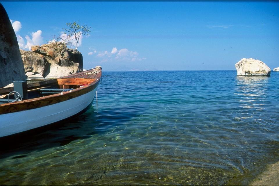 Lake Malawi boat