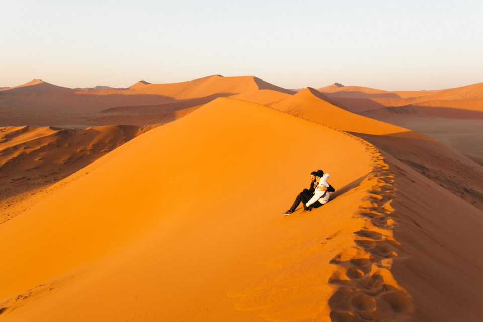 Dune 45 in Namib