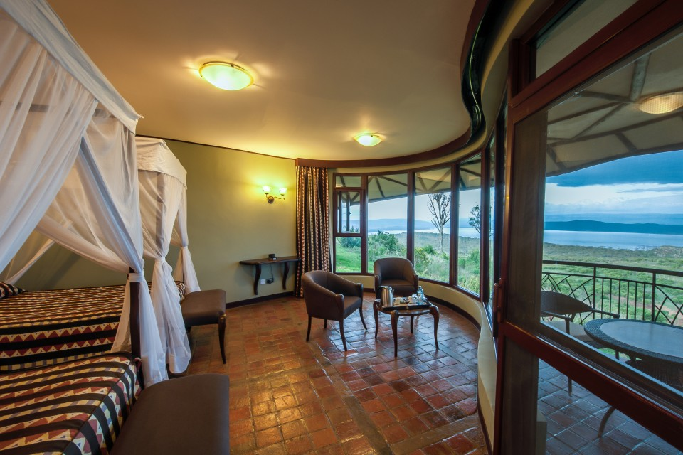 Lake Nakuru room
