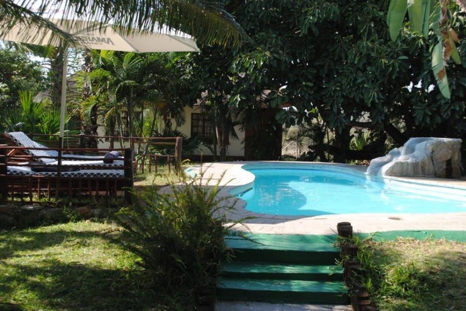 Lodge pool