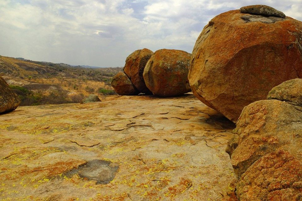 Matobos Hills Park
