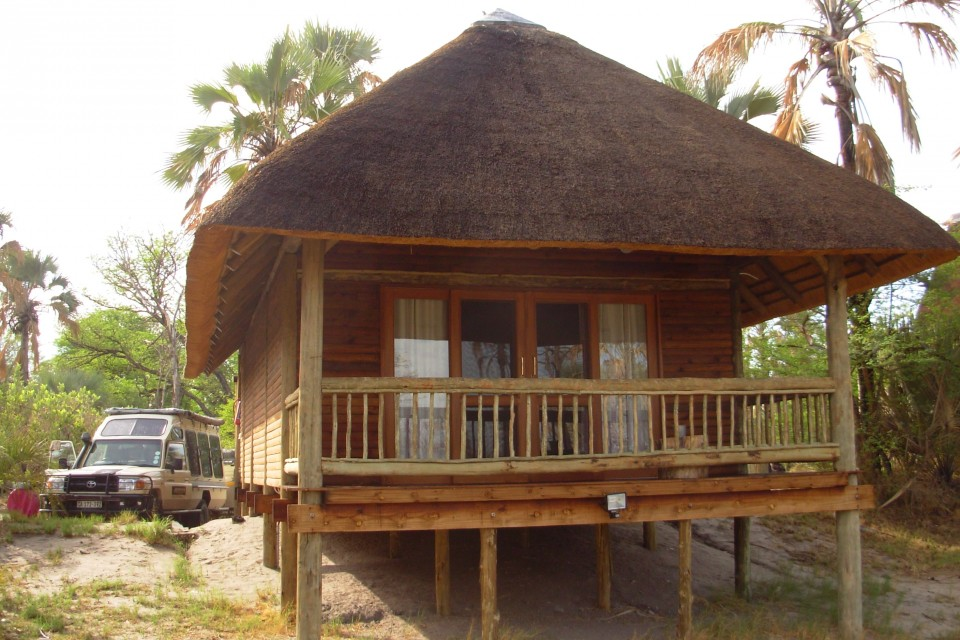Botswana lodge accommodation