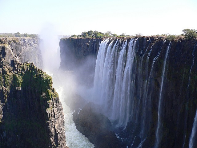Victoria Falls highlight