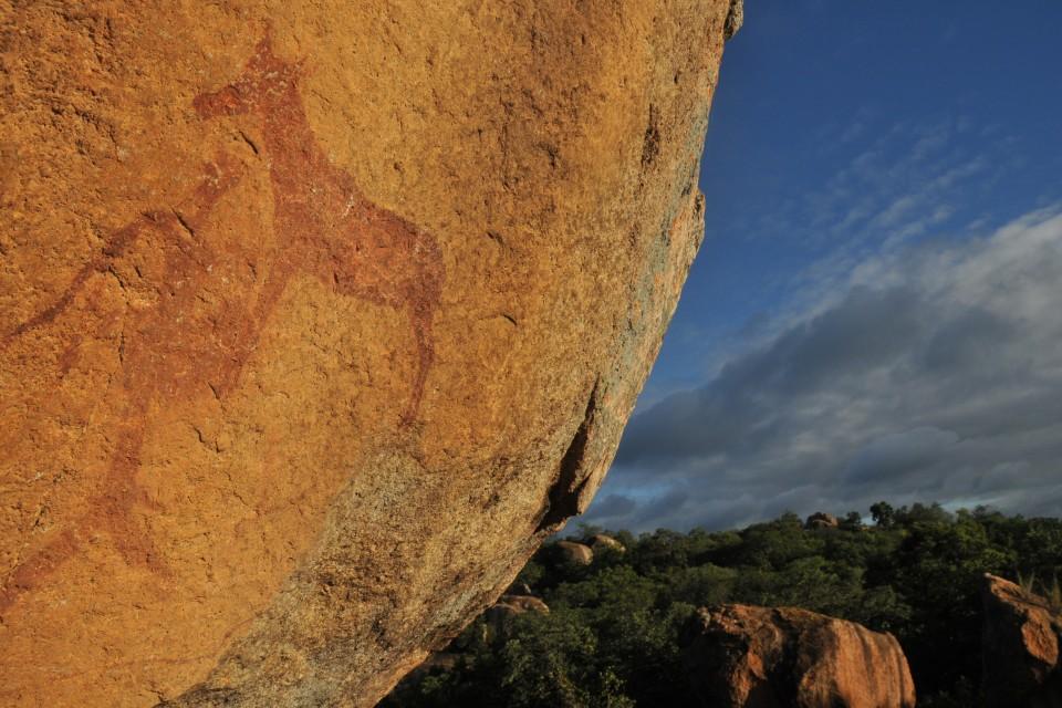 Zimbabwe matobos painting 3 bruce taylor 20110929 1959818464
