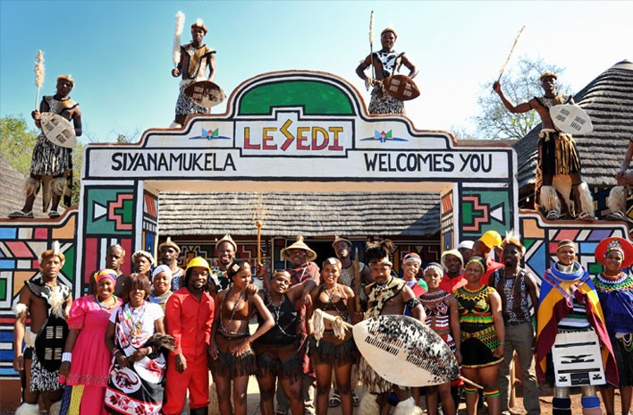 Lesediwelcoming