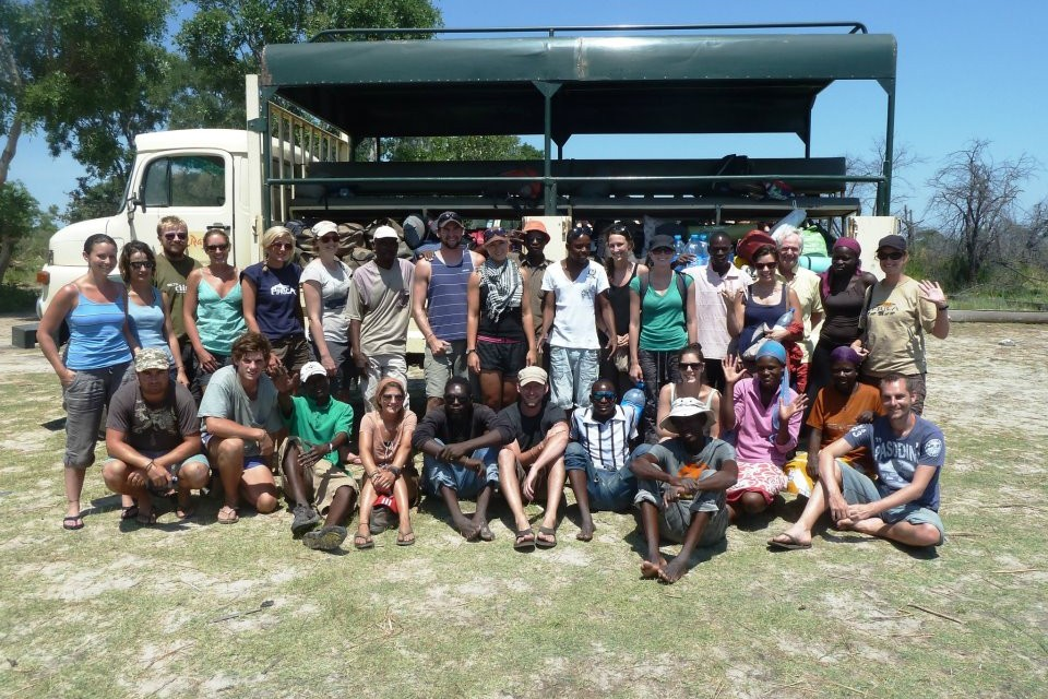 Group shot with delta locals