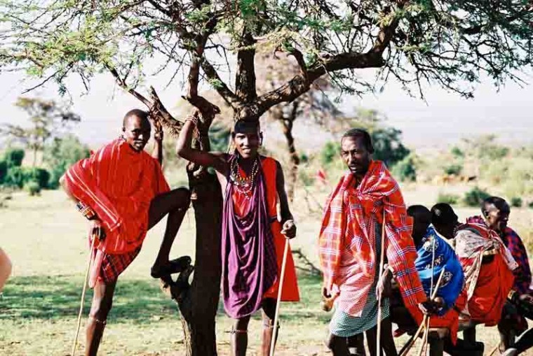 Masai-under-tree-kenya