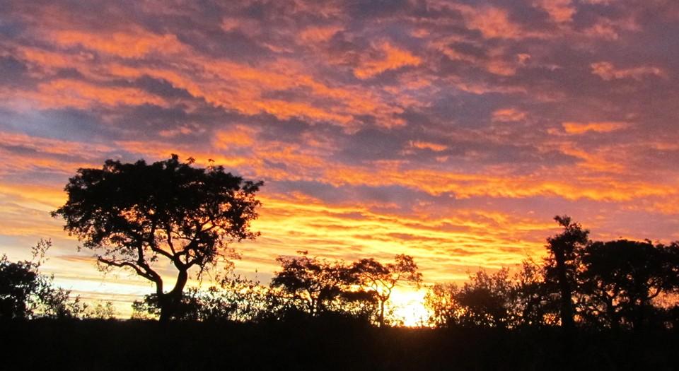 Klaserie sunset