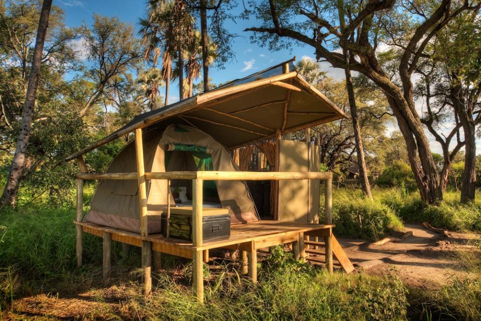 Delta Camp Tent
