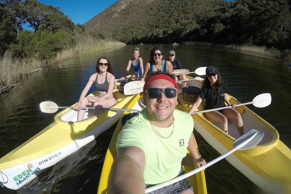Wilderness canoeing
