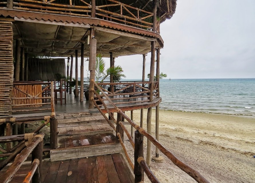 Zanzibar accommodation  by Andy Leskowitz