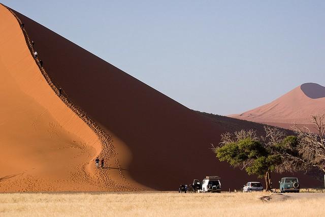 Dune 45  by Greg Willis