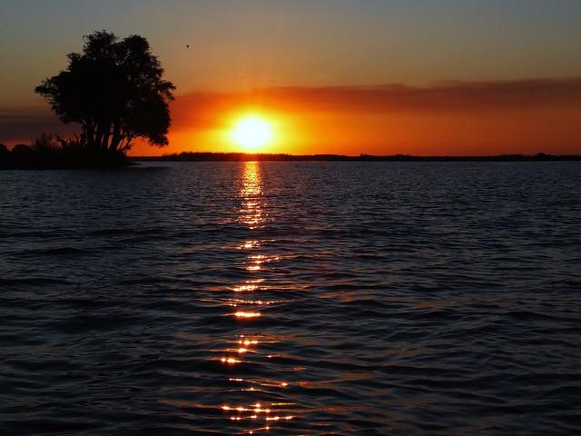 Sunset  by Tee La Rosa