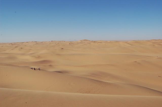 Swakopmund Dunes  by Joachim Huber