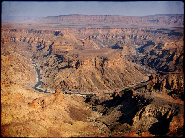 Fish River Canyon  by Chris Preen