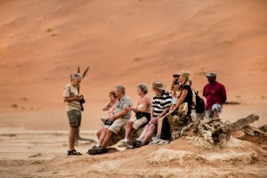 Namib Desert by Nomad