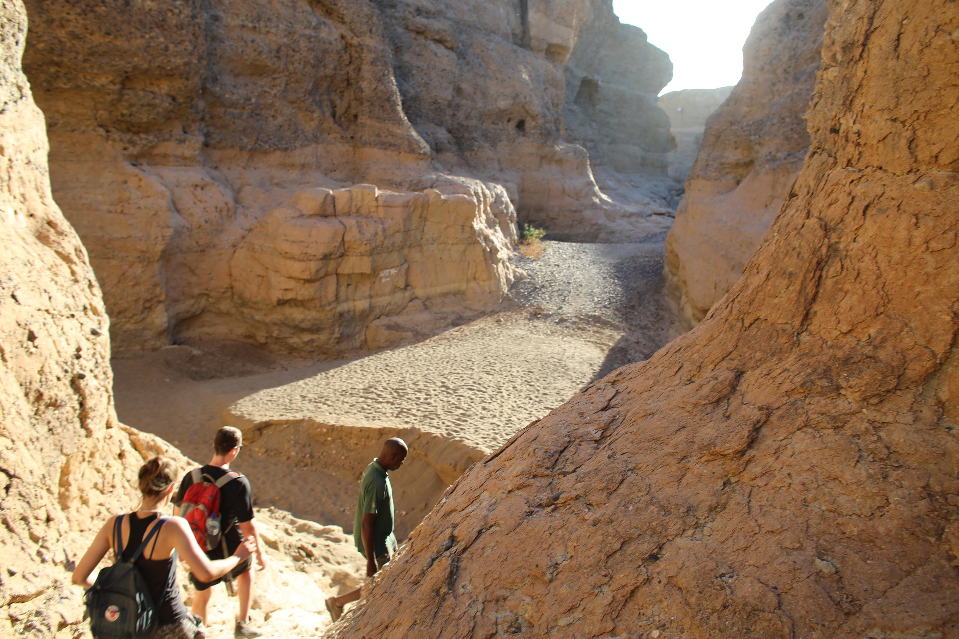 Namibia Desert Overland Accommodated Tour