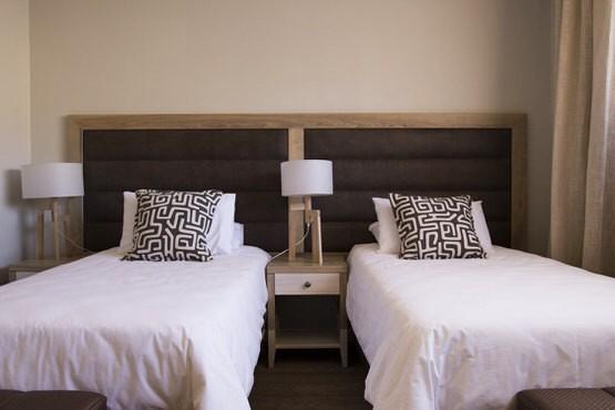 Standard lodge rooms