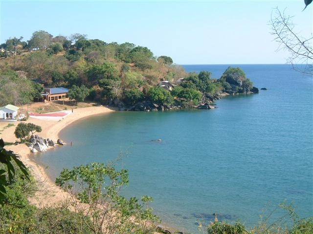 Lake Malawi shores