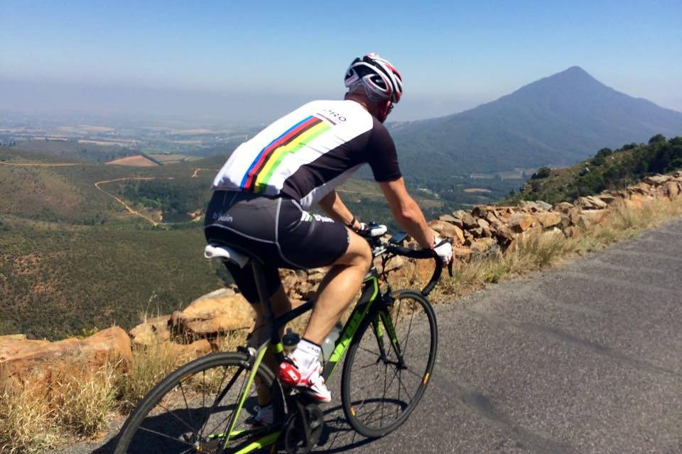 Cape cycling