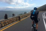Cape cycling with baboons