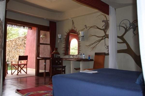 Amboseli serena room