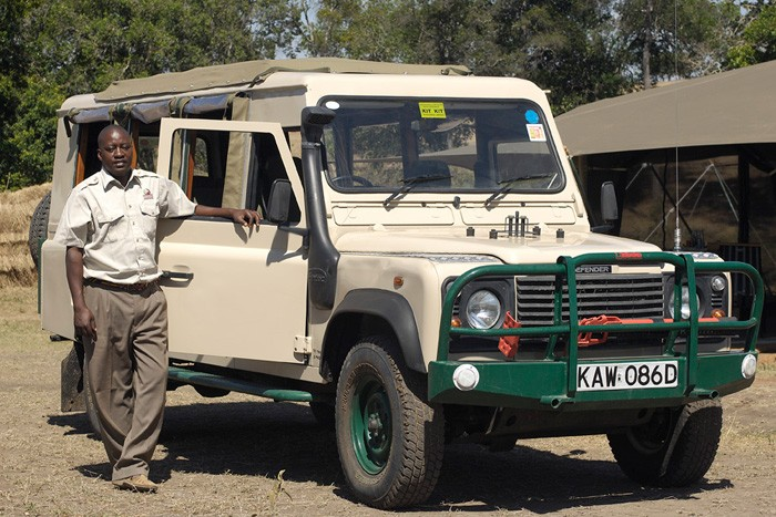 Guide with 4x4