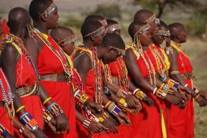 Maasai of Kenya