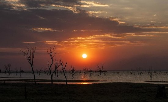 Kafue sunset
