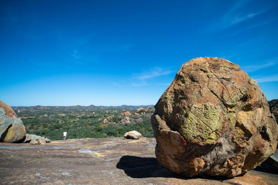 Zimbabwe matobos park
