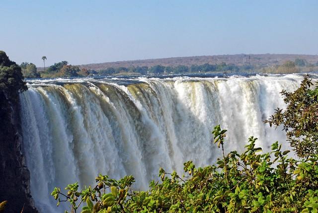 Victoria Falls  by Harvey Barrison