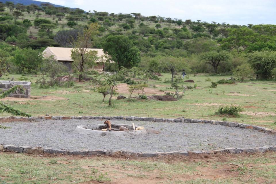 Mara camp